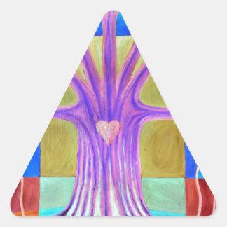 Adesivo Triangular Melancolia