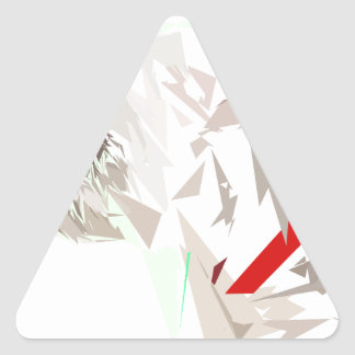 Adesivo Triangular Menthéos
