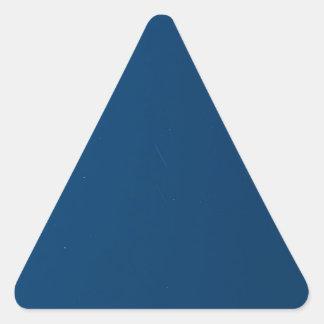 Adesivo Triangular Meteoros das estrelas de queda