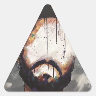 Adesivo Triangular NaturallyVII