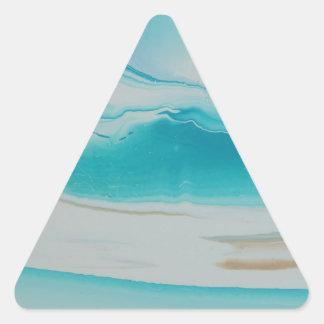 Adesivo Triangular Oásis