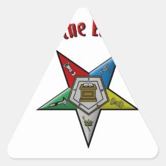 Adesivo Triangular oes