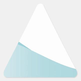 Adesivo Triangular Onda