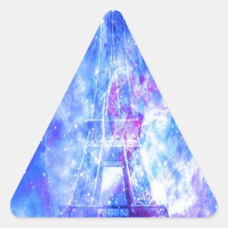 Adesivo Triangular Os sonhos parisienses do amante