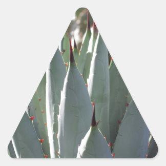 Adesivo Triangular Pontos da agave