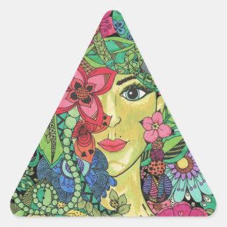 Adesivo Triangular Presentes atrativos