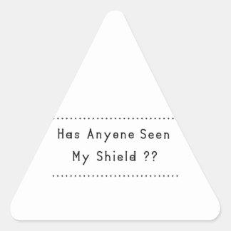 Adesivo Triangular Protetor