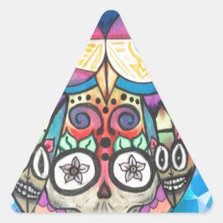 Adesivo Triangular Que a buzina?