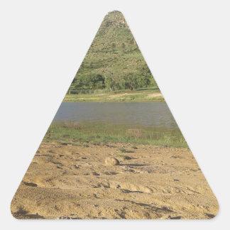 Adesivo Triangular Represa 1 de Meulspruit
