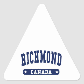 Adesivo Triangular Richmond