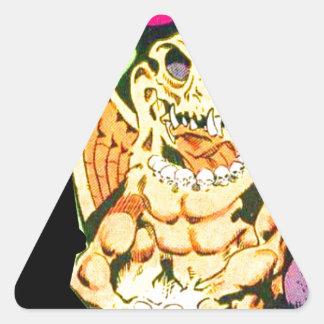 Adesivo Triangular Rogor!