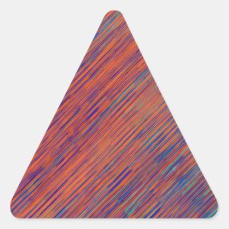 Adesivo Triangular Serenidade corajosa
