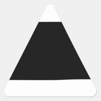 Adesivo Triangular Seringa do vintage