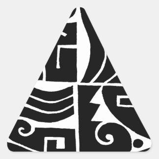 Adesivo Triangular Sudoeste Tortuga
