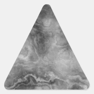 Adesivo Triangular Superfície de mármore