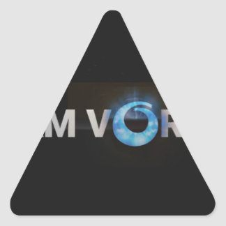 Adesivo Triangular TeamVortex