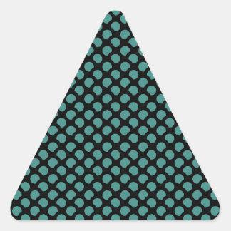 Adesivo Triangular Teste padrão