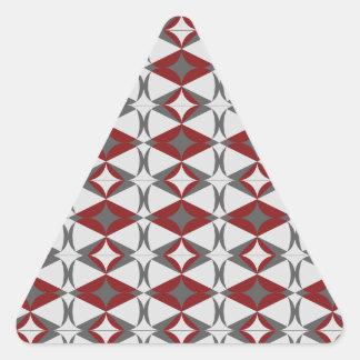 Adesivo Triangular toalha da mesa