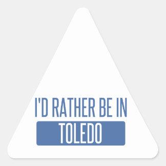 Adesivo Triangular Toledo