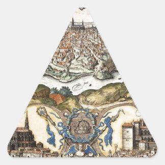 Adesivo Triangular toledo1566