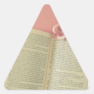 Adesivo Triangular Uma história