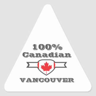 Adesivo Triangular Vancôver 100%