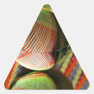 Adesivo Triangular Variação em um tema 2