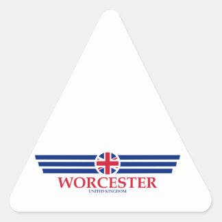 Adesivo Triangular Worcester