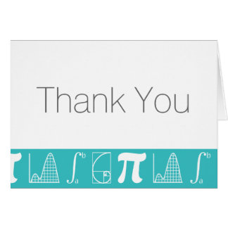 Adiciona acima em cartões de agradecimentos de