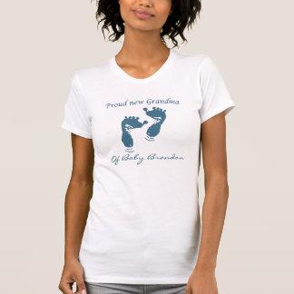 Adicione a camisa conhecida do seu neto camiseta