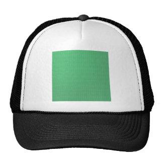Adicione a textura DE CRISTAL verde do modelo DIY  Bonés