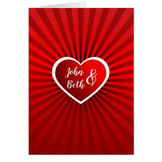 """""""Adicione cartão customizável do dia dos namorados"""