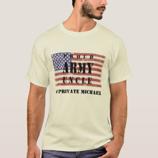 Adicione o tio orgulhoso conhecido Camisa do