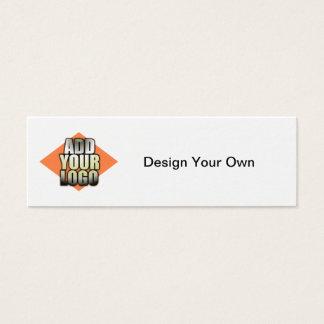 Adicione seu logotipo todo o cartão de visita