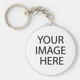 Adicione seus próprios imagem e texto chaveiro