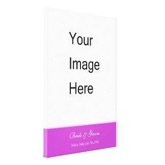 Adicione sua cópia das canvas da foto do casamento impressão em tela canvas