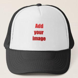 Adicione sua imagem para personalizar boné