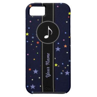 adicione uma nota do nome/música capas para iPhone 5