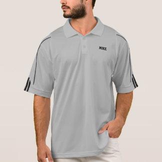 Adidas dos homens Golf o pólo dos funcionarios de Camisa Polo
