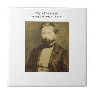 Adolfo Charles Adam, 1855