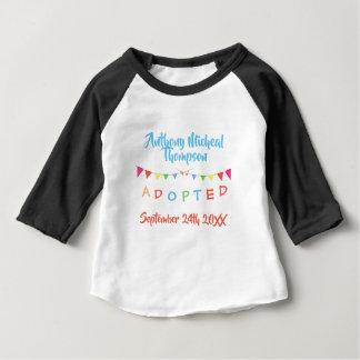 Adotado da assistência social - camisa conhecida