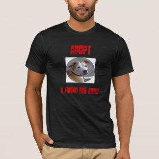 Adote um Pitbull Camiseta