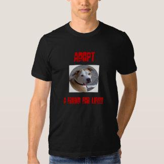 Adote um Pitbull T-shirt