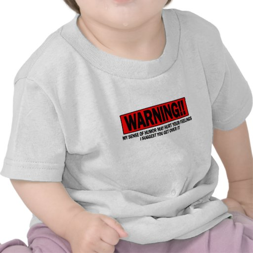 ADVERTINDO meu sentido do png do humor… Tshirts
