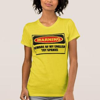 Advertir BEWARE do T das MINHAS mulheres do Tshirts
