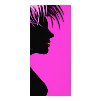 advertisi do cabeleireiro do cabeleireiro planfeto informativo colorido
