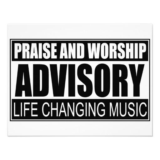 Advisory do elogio e do culto… convite