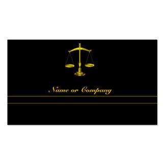 Advocacia Cartão De Visita
