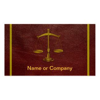 Advocacia Modelo Cartao De Visita