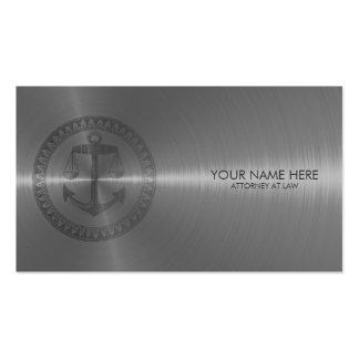 Advogado/advogado elegante/cartão de visita legal cartão de visita